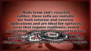 rubber flooring - Video