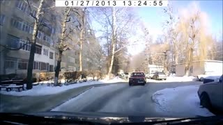 Rusian Road Rage and Car Crashes 2012 #4 - Video