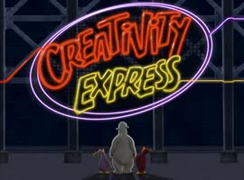 Welcome To Creativity Express - www.madcaplogic.com - Video