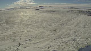 Stunning Overfly of Antarctica: The Seventh Continent - Video