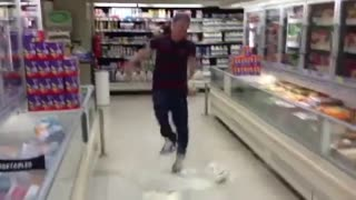 Gallon Smash Fail - Video