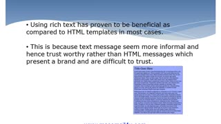 Be careful while you are combining  EMAIL MARKETING and social media together - Video
