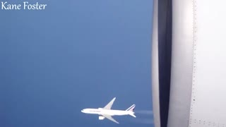Commercial Pilot Ready to Race Nearby Plane - Video