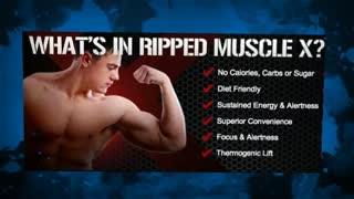 Ripped Muscle X,Ripped Muscle X Reviews - Video