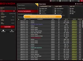 Bovada Poker Review 2014 - Video