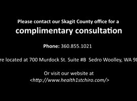 Sciatica Pain Relief in Sedro Woolley, Washington - Video
