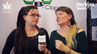 CBD Crew @ Spannabis 2014 in Barcelona Spain - Video