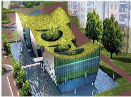 3C Company presents the new Green Zip Code, LOTUS PANACHE NOIDA - Video