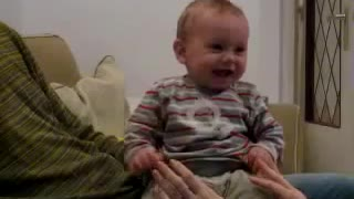 Laughing baby - fun - Video