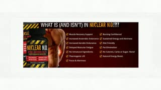 More About Nuclear NO Supplement - Video