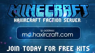 Minecraft Server IP| Minecraft Factions - Video