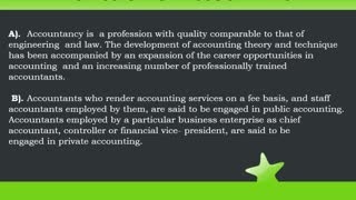 Accountancy Works Offers A Flexible Distance Learning Program - Video