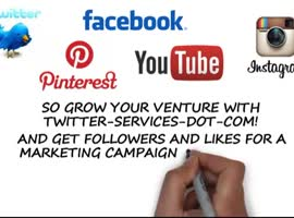 How to Get Facebook Likes, Twitter Followers, Instagram Followers, Youtube and Pinterest Followers