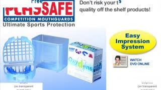 Mouthguards Brisbane - Playsafemouthguards. - Video