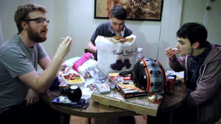 The Never Ending Chinese Take-Out Bag - Video