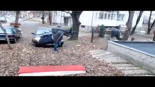 little jumps before the new year 2014 - Video