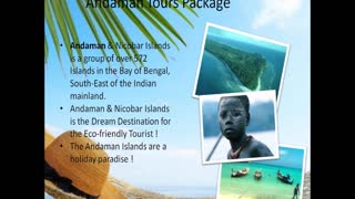 Andman Tours Package, Andaman and Nicobar Honeymoon Package - Video