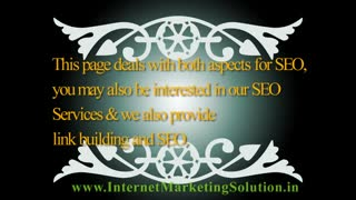 Internet marketing india - best internet marketing company in India -Internet Marketing solution - Video