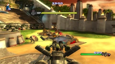Serious Sam 2 boss 1