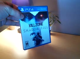 Playstation 4 Dual Shock 4 and Killzone Shadow Fall Unboxing