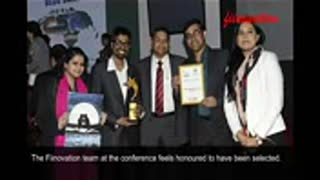 Innovative Financial advisors Pvt. Ltd at the Social Innovation Awards 2014, Mumbai - Video