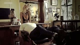 Every man wants to shave so. - Video