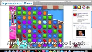 Level 130 Candy Crush - Video