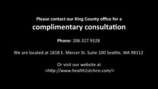 Best Seattle Chiropractor (the Upper Cervical Chiropractic Difference) - Video