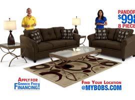 Bobs Furniture In United States - Video