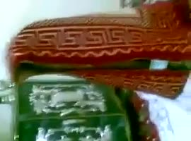 Unbelievable Blanket performed Muslim prayers - Video