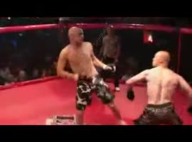 double knockout.boxing - Video