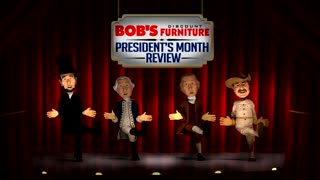 Bobs Furniture - Celebrate Presidents Month With This Trayton Desk Set Only Dollar 699! - Video