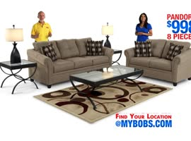 Bobs Discount Furniture In United States - Video