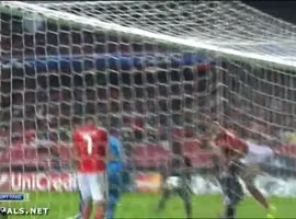 Benfica 1-1 Olympiakos - Video