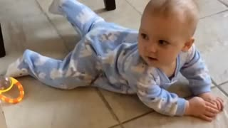 Baby Scared Of Song - Video