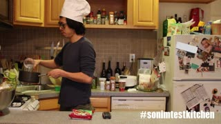 Sonim Test Kitchen Ep. 1 - How to make Sonim noodles. - Video