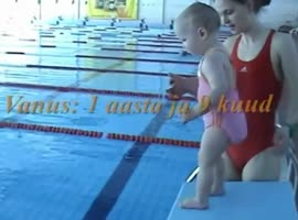 Olympic champion baby - Video