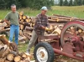 Amazing Wood Splitter