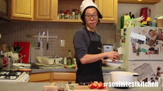 Sonim Test Kitchen Ep. 2 - How to make a Somelette - Video
