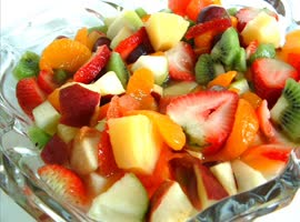 Fruit Salads are Actually a Lot Of Fun & So Refreshing! :) - Video