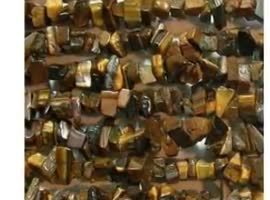 Tiger Eye Gemstone Beads - Video