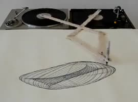 machine that draws - Video
