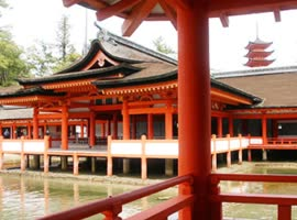 "Japan world heritage ""miyajima itsukushima shrine"" hiroshima - Video"