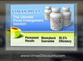 Vimax Discount Code - Video