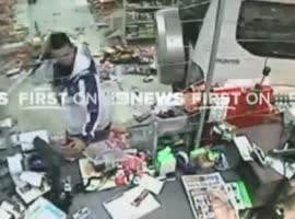 _Close Call for Customer at the Register_