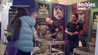 Homegrown Fantaseeds Interview @ Spannabis Barcelona 2014 - Video