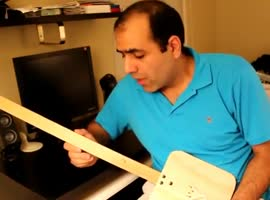 How to Make an Electric Guitar? - Video