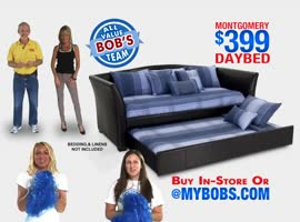 Bobs Furniture in USA - Video