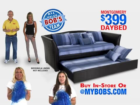Bobs Furniture in USA