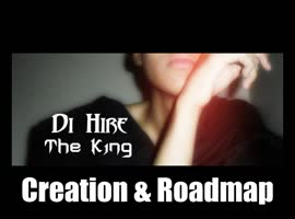 Di Hire - Creation & Roadmap of Music Video 'The King' (Official)